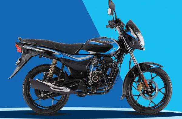 Bajaj Platina 110 : बजाज ऑटो कंपनीने या बाईकवर 2800 रुपयांचा डिस्काऊंट दिला आहे. 7226 रुपयांच्या डाऊन पेमेंटवर तुम्ही ही बाईक घरी घेऊन जाऊ शकता.