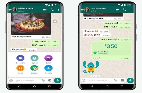 व्हॉट्सअॅपचा सध्या सुपर अॅप बनण्याकडे प्रवास सुरु झाला आहे. नुकतंच व्हॉट्सअॅपने त्यांचं WhatsApp pay हे फिचर लाँच केलं आहे.
