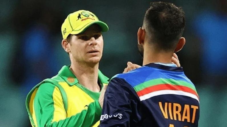 Virat Kohli T 20 Series Against Australia 2018-19