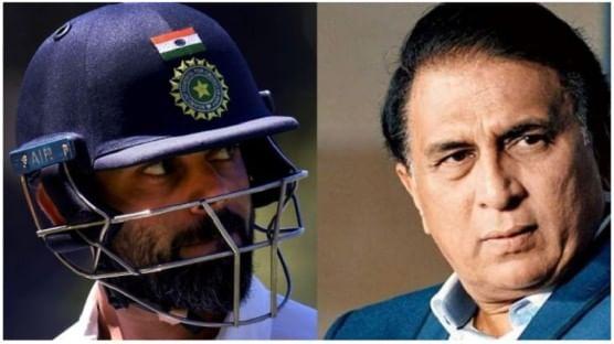 अॅडिलेडमधील पहिल्या सामन्यात ऑस्ट्रेलियाच्या गोलंदाजांनी टीम इंडियाचा दुसरा डाव 36 धावांवर गुंडाळला. यावेळेस सुनील गावसकर कमेंटरी करत होते.