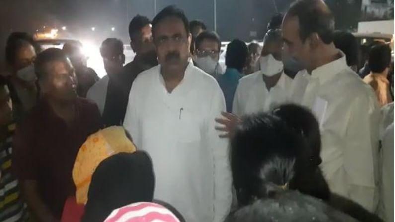 Jayant Patil, NCP, Chandrapur