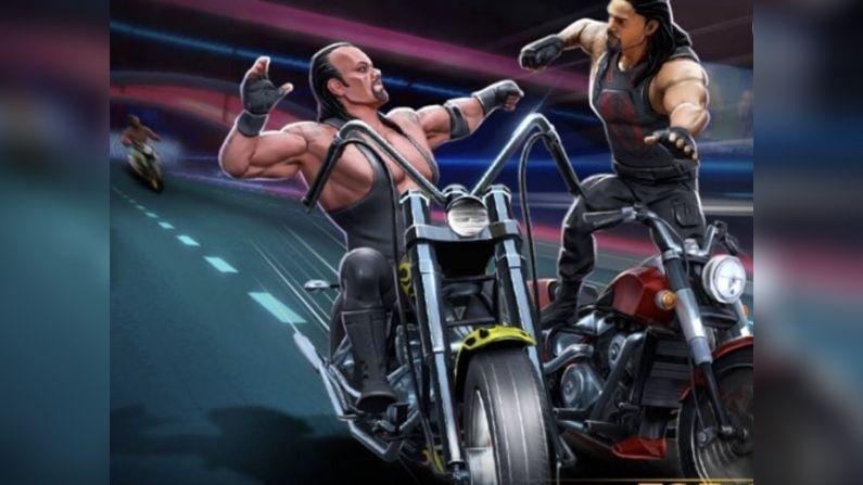 WWE रेसिंग शोडाऊन (WWE Racing Showdown) : अमेरिकेनंतर डब्ल्यूडब्ल्यूईसाठी भारत जगातलं दुसरं सर्वात मोठं मार्केट आहे. त्यामुळेच या गेमला भारतात खूप लोकप्रियता मिळाली आहे. हा गेम WWE फाईट आणि रेसिंगचं कॉम्बिनेशन आहे.