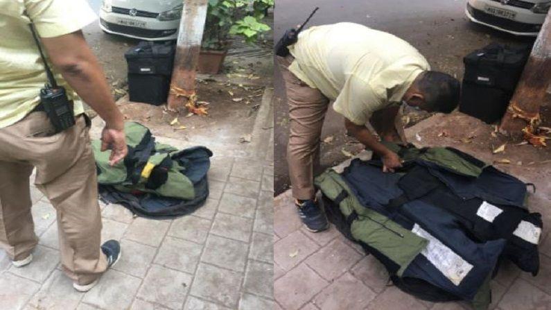 आशिया खंडातील सर्वात मोठ्या उद्योगपतींपैकी एक असलेले मुकेश अंबानी यांच्या घराबाहेर स्फोटकांनी भरलेली स्कॉर्पिओ सापडली आहे. (Explosives near Mukesh Ambani house)