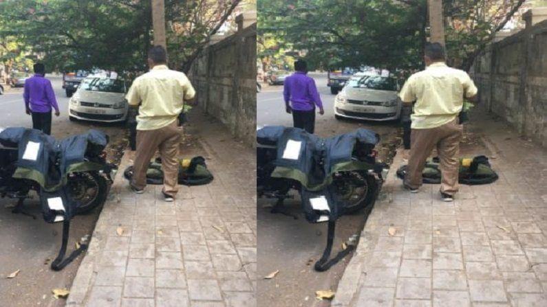 . मुंबई पोलीस आणि एसएसजीची सिक्युरिटी घटनास्थळी दाखल झाले आहेत. सहआयुक्त विश्वास नांगरे पाटीलही घटनास्थळी दाखल झाल्याची माहिती मिळत आहे.