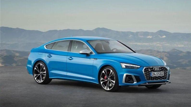 Audi S5 ही स्पोर्टी डिझाईनसह सादर केली जाईल. यामध्ये शार्प लुकिंगसाठी LED हेडलँम्प्स आणि DRLs मिळतील.