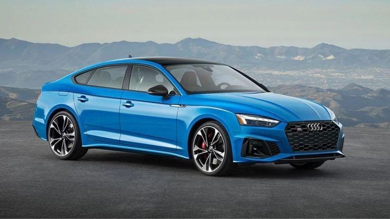 ऑडी इंडियाने ऑडी एस 5 स्पोर्टबॅक (Audi S5 Sportback) ही कार लाँच केली आहे. या लक्झरी कारची किंमत 79.06 लाख रुपये (एक्स-शोरूम, भारत) इतकी ठेवण्यात आली आहे.