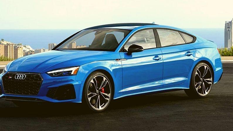 Audi S5 Sportback मध्ये डायरेक्ट आणि इनडायरेक्ट फ्यूल इंजेक्शन, टर्बो-चार्जिंग आणि ऑडी वॉलवेफ्टसह 3.0-लीटर TFSI इंजिन देण्यात आलं आहे. जे 354bhp पॉवर आणि 500Nm टॉर्क जनरेट करतं. ही कार अवघ्या 4.8 सेकंदात 100 किमी प्रति तास इतका वेग घेण्यास सक्षम आहे.