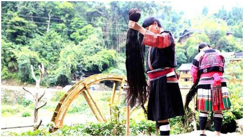 Long Hair China