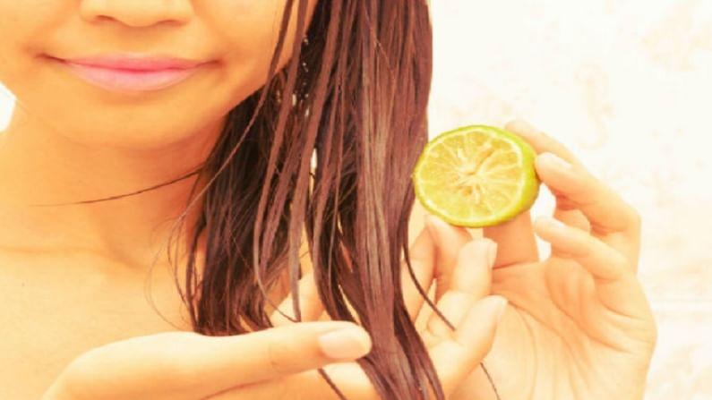 hair Lemon is beneficial