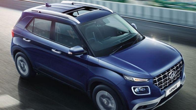 ह्युंदाय व्हेन्यू ही कार या यादीत 10 व्या क्रमांकावर आहे. गेल्या महिन्यात कंपनीने या गाडीच्या 10,722 युनिट्सची विक्री केली आहे. फेब्रुवारीत कंपनीने व्हेन्यूच्या 10,222 युनिट्सची विक्री केली होती.