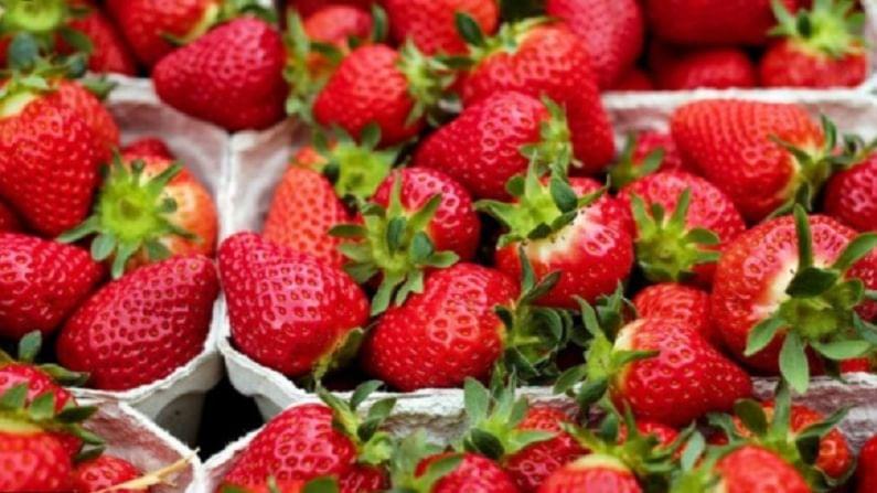 स्ट्रॉबेरीमुळे प्रतिकार शक्ती वाढण्यास मदत होते. ज्या लोकांची प्रतिकार शक्ती कमी आहे अशा लोकांनी तर अगोदर आपल्या आहारात स्ट्रॉबेरी घेतली पाहिजे. सकाळी, दुपारी आणि संध्याकाळी आपण कधीही स्ट्रॉबेरी खाऊ शकतो. अनेकांचा असा समज आहे की, स्ट्रॉबेरी खाल्ल्याने सर्दी खोकला येतो. मात्र, असे काही होत नाहीतर स्ट्रॉबेरी रोगप्रतिकारक शक्ती वाढवण्यासाठी चांगली आहे. लहान मुले ज्येष्ठ नागरिक कोणीही स्ट्रॉबेरी खाऊ शकते.