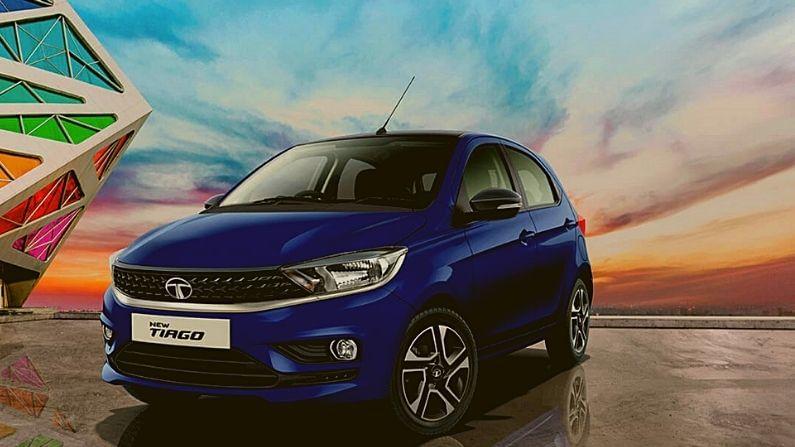 टाटा टियागो (Tata Tiago) ही लहान मध्यमवर्गीय कुटुंबासाठी उत्तम कार आहे. सुरक्षेच्या दृष्टीने ही कार अव्वल दर्जाची आहे. या कारची सुरुवातीची किंमत 5.85 लाख रुपये इतकी आहे. तर या कारच्या टॉप मॉडेलसाठी तुम्हाला 8.16 लाख रुपये द्यावे लागतील.
