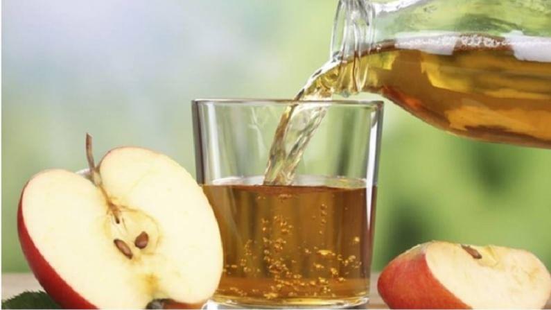 अॅपल व्हिनेगरमध्ये अल्फा हायड्रॉक्सिल अॅसिड असते. हे अँटी-एजिंगसाठी फायदेशीर आहे. हे त्वचेवरील सुरकुत्या कमी करण्यास उपयुक्त आहे.