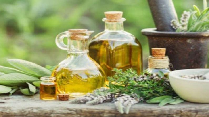 या तेलात अँटीऑक्सिडेंट, अँटीपायरेटिक आणि एंटीसेप्टिक गुणधर्म आहेत. हे त्वचेवरील काळपटपणा कमी करण्यास मदत करते.
