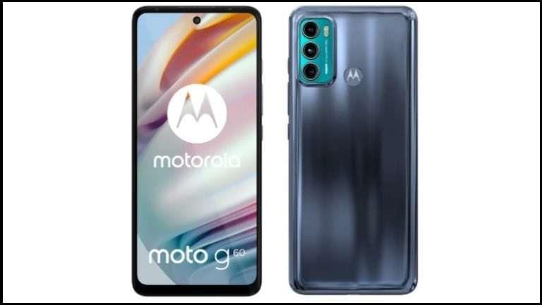 Moto G60 हा 108 मेगापिक्सलचा कॅमेरा असलेला मोटोरोलाचा पहिला स्मार्टफोन आहे. यात तुम्हाला 6 जीबी रॅम, 128 जीबी स्टोरेज आणि 5000mAh बॅटरी मिळेल. या फोनची किंमत 17,999 रुपये इतकी आहे.