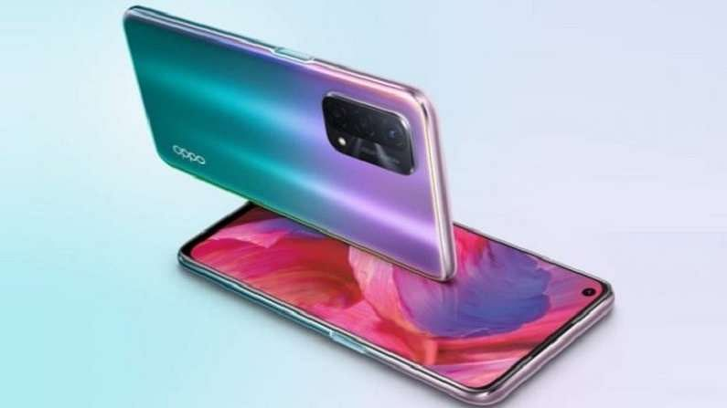 OPPO A74 5G हादेखील एक चांगला पर्याय आहे. यात तुम्हाला मीडियाटेक डायमेन्सिटी 720 ऑक्टा-कोर (MediaTek Dimensity 720 octa-core) चिपसेट मिळेल जो 8 जीबी रॅमसह सपोर्टेड आहे. या फोनची इंटर्नल मेमरी 128 जीबी इतकी आहे, जी 256 जीबीपर्यंत वाढविली जाऊ शकते. त्या फोनची किंमत 17,990 रुपये इतकी आहे.