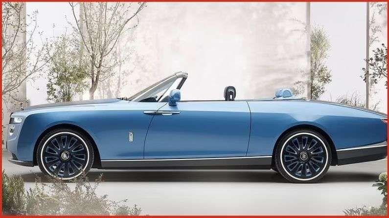 ब्रिटिश कार निर्माता कंपनीने या कारची केबिन शानदार डिझाईन केली आहे. कंपनीने म्हटले आहे की, या कारच्या डिझाईन आणि डेव्हलपमेंटसाठी चार वर्ष लागली होती.