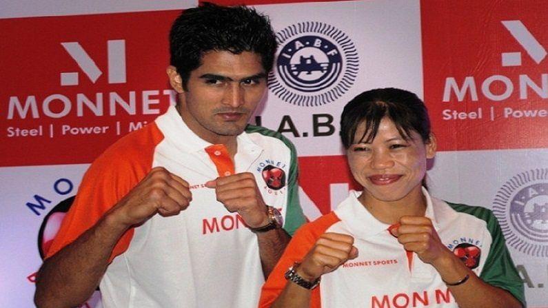 टोक्यो ऑलम्पिक 2021 (Tokyo Olympics 2021) खेळण्यासाठी भारतीय बॉक्सर सज्ज झाले आहेत. आतापर्यंत भारताकडून ऑलम्पिकमध्ये मेरी कॉम (2012) आणि विजेंदर सिंह (2008) या दोघांनीच कांस्य पदक मिळवले आहे. मात्र यंदा 13 भारतीय बॉक्सर ऑलम्पिक खेळण्यासाठी जाणार असल्याने भारतीयंना बॉक्सर्सकडून मेडल मिळवण्याची अधिक अपेक्षा आहे.