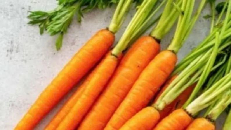 गाजर एक कंदमुळ आहे. त्यात विषारी घटक आणि बॅक्टेरिया असतात. हे साफ न करता आणि कच्चे खाणे आरोग्यासाठी हानिकारक ठरू शकते.