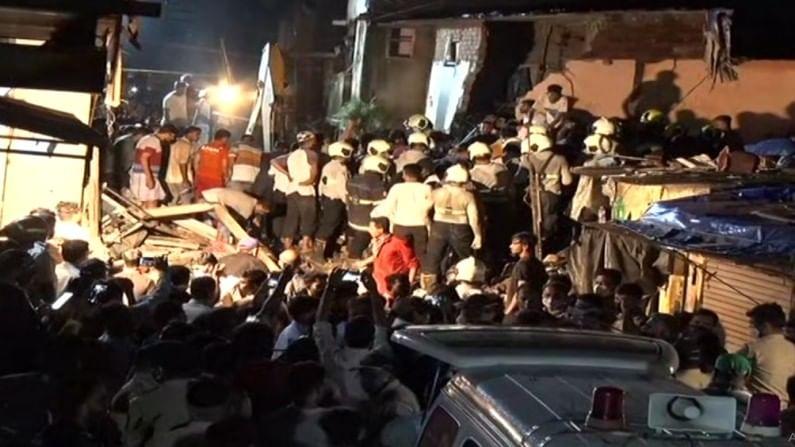 मुंबईत बुधवारी (9 जून) रात्री 11 वाजता ही दुर्घटना घडली.