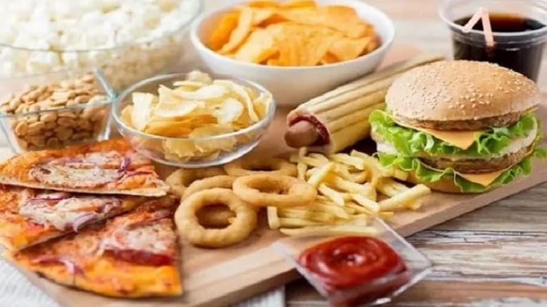 तळलेले पदार्थ जास्त प्रमाणात खाणे टाळलेच पाहिजे. तळलेले पदार्थ खाल्ल्याने आपले वजन वाढण्याची शक्यता असते. तळलेल्या पदार्थांमध्ये एजीई जास्त प्रमाणात असल्याने, यामुळे दाह आणि सेल्युलर पेशींचे नुकसान होते. याचा परिणाम आपल्या रोगप्रतिकारक शक्तीवर होतो. एजीईचा सेवन कमी करण्यासाठी फ्रेंच फ्राईज, बटाटा चिप्स, तळलेले चिकन, पॅन-फ्राइड स्टीक, तळलेल्या फिश यासारखे पदार्थ खाणे टाळा.