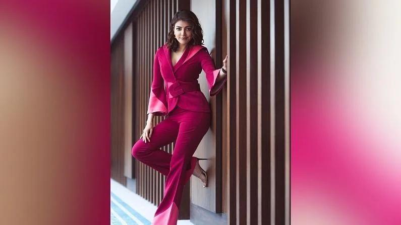 काजल अग्रवालला फॅशनची उत्तम जाण आहे. नुकतंच तिनं सोशल मीडियावर तिचे काही फोटो शेअर केले आहेत ज्यात ती बॉस लेडीच्या अवतारात दिसली आहे.