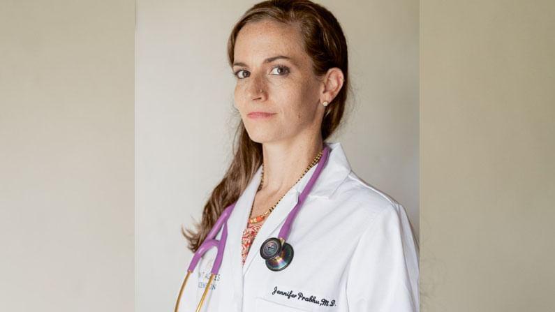 Dr jennifer Prabhu
