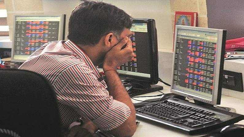 Share Market Update Sensex and Nifty fall down