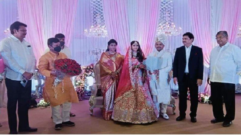 Ram Shinde Daughter Wedding