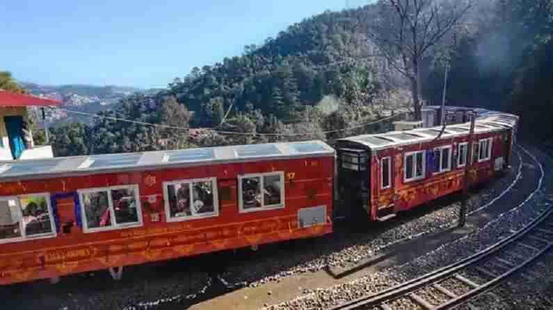 PHOTO   Heritage Train : हिमाचलमधील पर्वतांचे सौंदर्य पाहण्यास सज्ज व्हा, 4 नवीन ट्रेन सुरू