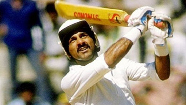 भारताकडून सर्वांत कमी वयाचा खेळाडू असणाऱ्या कृष्णमाचारी श्रीकांत (Krishnamachari Srikanth) यांनी सर्वाधिक 38 धावा केल्या. तर अष्टपैलू मोहिंदर अमरनाथ यांनी 26 धावांच योगदान दिलं होतं.
