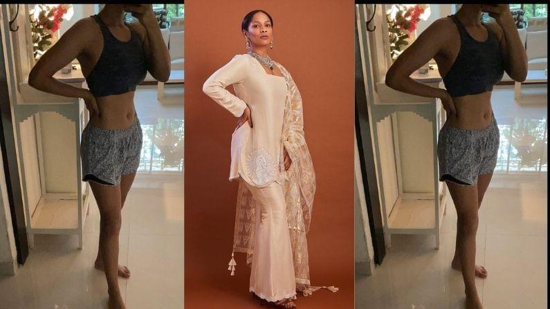 फॅशन डिझायनर आणि बॉलिवूड सेलिब्रिटी स्टायलिस्ट मसाबा गुप्तानं आता स्वत:चा एक फोटो शेअर केला आहे, ज्यामध्ये तिनं वजन कमी केलं असं दिसतंय. या फोटोसोबत मसाबा गुप्तानं एक मस्त पोस्टसुद्धा लिहिली आहे.
