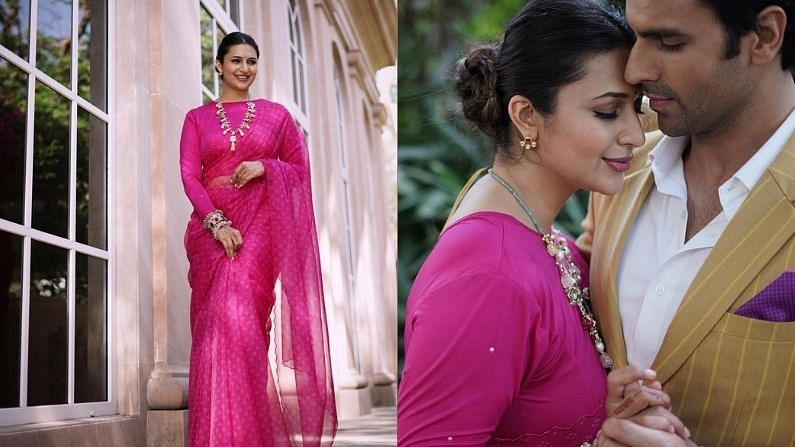नुकतंच अभिनेत्री दिव्यांका त्रिपाठी केपटाऊनमधून भारतात परतली आहे. आता भारतात आल्यावर तिनं सुंदर फोटोशूट केलं आहे.
