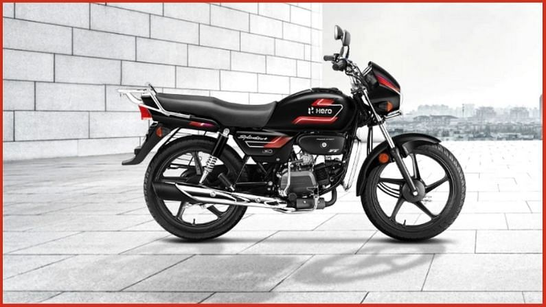 दरमहा फक्त 1794 रुपये द्या आणि हिरोची ही जबरदस्त बाईक घरी आणा