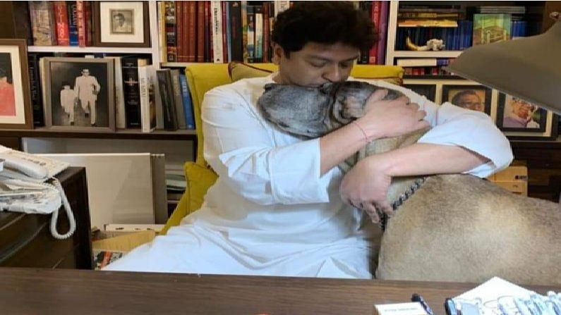 राज घरातील सर्वच श्वानांना आपल्या कुटुंबातील सदस्यांप्रमाणे प्रेम करत असत. साहजिकच ठाकरे परिवारातील इतर सदस्यांनाही कुत्र्यांविषयी जिव्हाळा आहे.