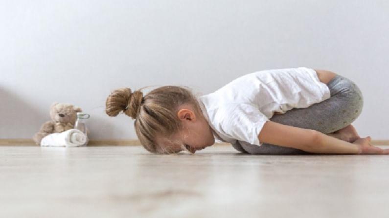 बालसन केल्याने लहान मुलांचे मन शांत राहते. तसेच यामुळे मेंदूचे आरोग्य सुधारण्यासाठी मदत होते. इंग्रजीत बालासनला बाल पोज असेही म्हणतात.