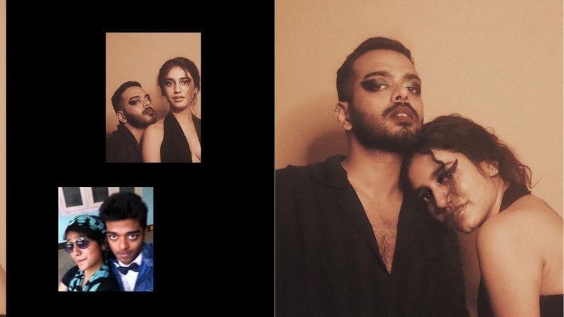 प्रियाच्या मित्रानं हे फोटो शेअर केले आहेत, ज्यात त्यानं 6 वर्षांपूर्वी एकत्र सुरु केलेल्या प्रवासाचा उल्लेख केला आहे. आपल्याला डिझायनर आणि प्रिया अभिनेत्री कसं व्हायचं होतं हे त्यानं सांगितलं आहे. त्यांनी असं लिहिलं आहे की, 'आम्हाला अजून जिथे पोहोचायचं होतं तेथे पोहोचलेलो नाही, तर त्या वाटेवर आहोत.