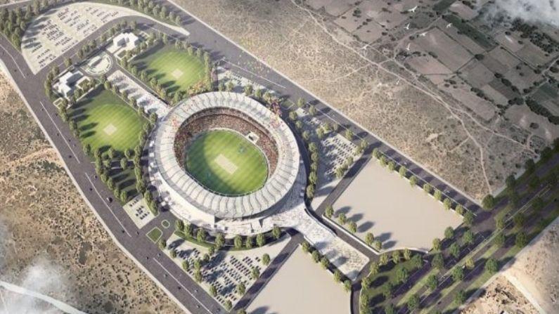 जयपूर शहराबाहेर नवीन क्रिकेट स्टेडियम तयार केले जाईल. हे स्टेडिम दोन टप्प्यात तयार होईल. पहिल्या टप्प्यात 45 हजार प्रेक्षकांच्या बसण्याची क्षमता असलेले हे स्टेडियम तयार केले जाईल. मग त्याची क्षमता 30 हजार अधिक वाढविली जाईल. अशा प्रकारे स्टेडियम पूर्णपणे तयार झाल्यावर एकूण 75 हजार प्रेक्षक या स्टेडियममध्ये बसू शकतील. म्हणजेच हे जगातील तिसरे सर्वात मोठे क्रिकेट स्टेडियम असेल. गुजरातचे नरेंद्र मोदी स्टेडियम पहिल्या क्रमांकावर आहे. त्याची प्रेक्षक क्षमता 1.10 लाख आहे. दुसर्या स्थानावर ऑस्ट्रेलियाचे मेलबर्न क्रिकेट स्टेडियम आहे. यात एक लाख प्रेक्षक बसू शकतात.