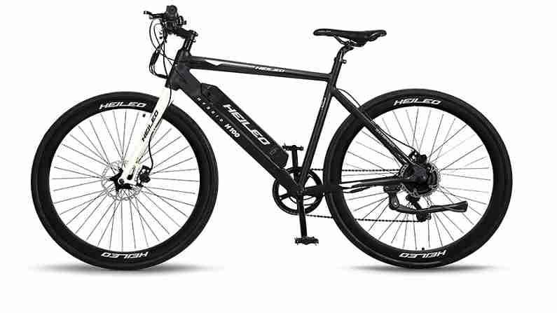 Toutche म्हणाले की, या इलेक्ट्रिक सायकलमध्ये ली-आयन बॅटरी आणि 250 वॅटची रियर हब मोटर आहे. इलेक्ट्रिक मोड व्यतिरिक्त, सामान्य पेडल सायकल किंवा आवश्यक असल्यास पेडल-असिस्ट मोडवर चालविण्याचा एक पर्याय देखील आहे.