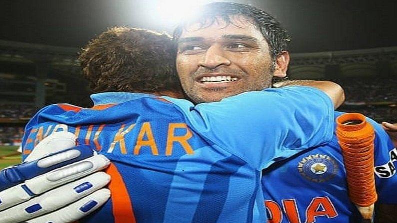 महान क्रिकेटपटू सचिन तेंडुलकर (Sachin Tendulkar) याने धोनीला सहकारी, कर्णधार आणि मित्र अशा उपमा देत  वाढदिवसाच्या शुभेच्छा दिल्या आहेत.
