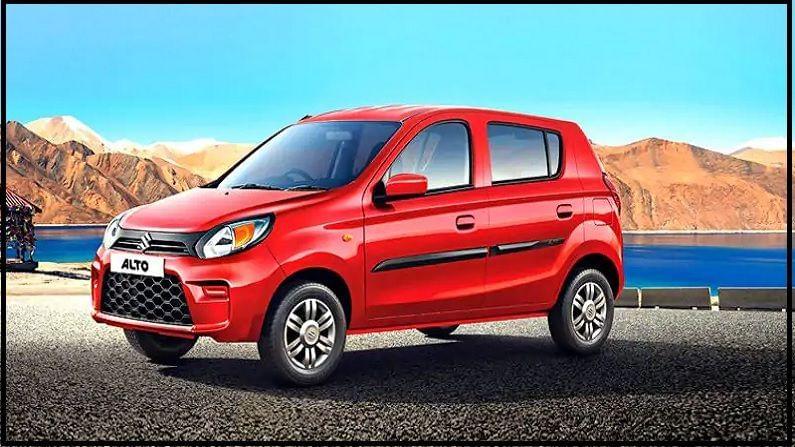 Maruti Alto : भारतातील सर्वात जुन्या हॅचबॅक कारने टॉप 10 यादीत स्थान मिळवले हे आश्चर्यच आहे. तथापि, जूनमध्ये ही कार बर्याच लोकांना आवडली आणि या कारची एकूण विक्री 12,513 युनिट्स इतकी होती. मागील वर्षी याच कालावधीत कंपनीने या कारची एकूण 7,298 वाहने विकली होती.