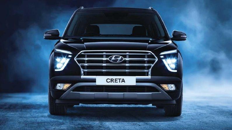 Hyundai Creta : ह्युंदायची ही कार बेस्ट सेलर एसयूव्ही ठरली आहे. जूनमध्ये ह्युंदायने या कारच्या 9,941 युनिट्सची विक्री केली आहे. तर मागील वर्षी ही आकडेवारी 7,207 इतकी होती.