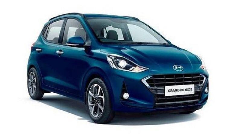Hyundai Grand i10 Nios : टॉप 10 वाहनांच्या यादीत समाविष्ट होणारी Hyundai Grand i10 Nios ही शेवटची तर ह्युंदायची दुसरी कार आहे. जूनमध्ये कंपनीने या कारच्या 8,787 युनिट्सची विक्री केली आहे.