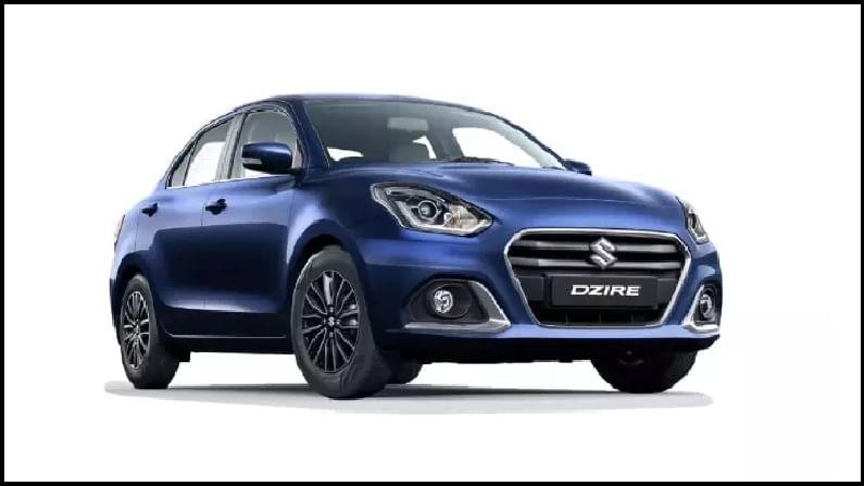 Maruti Dzire : टॉप 10 यादीमध्ये समाविष्ट असलेली ही पहिली सब कॉम्पॅक्ट सेडान कार आहे. जूनमध्ये मारुतीने या कारच्या 12,639 युनिट्सची विक्री केली आहे. गेल्या वर्षी याच कालावधीत कंपनीने 5,834 मोटारींची विक्री केली होती.