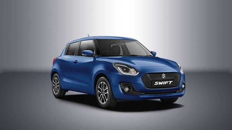 Maruti Swift : गेल्या महिन्यात मारुतीने स्विफ्टच्या 17,272 वाहनांची विक्री केली आहे. देशातील सर्वाधिक विक्री होणाऱ्या वाहनांच्या यादीत स्विफ्टने दुसरं स्थान पटकावलं आहे.