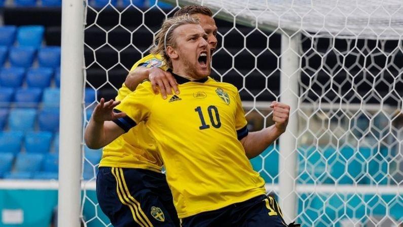 स्पर्धेत स्वीडन संघाचा फॉरवर्ड खेळाडू एमिल फॉर्सबर्ग (Emil Forsberg) हा देखील सर्वाधिक गोल करणाऱ्यांच्या यादीत चौथ्या स्थानावर आहे. त्यानेही  4 सामन्यात 4 गोल केले. बाद फेरीत युक्रेन संघाकडून पराभव झाल्यामुळे एमिलचा संघ स्वीडन स्पर्धेबाहेर गेला.