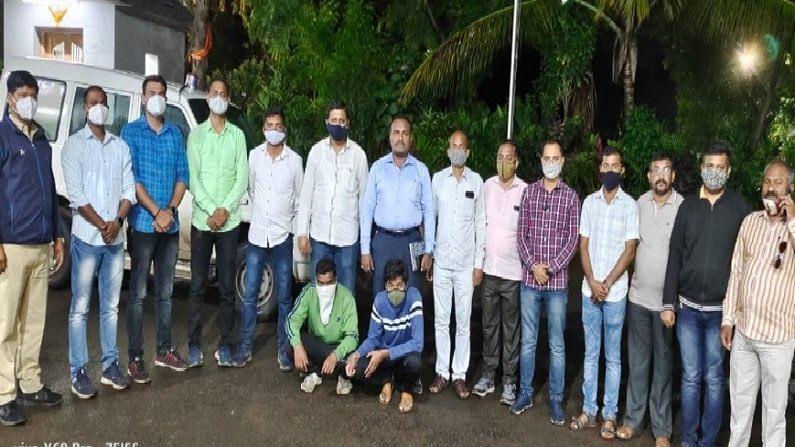 Pune Goon Rahul Pappu Wadekar Murder Accuse Arrest 2