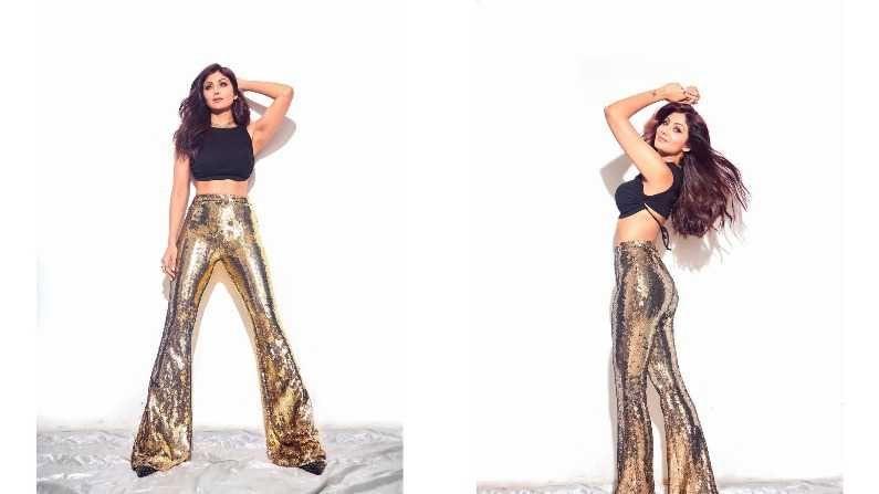 बॉलिवूड अभिनेत्री शिल्पा शेट्टीच्या (Shilpa Shetty) कमबॅक चित्रपटाची चाहते आतुरतेने वाट पाहत आहेत. 'हंगामा 2'सह शिल्पा आता पुन्हा एकदा मोठ्या पडद्यावर वर्चस्व गाजवण्यास सज्ज झाली आहे.