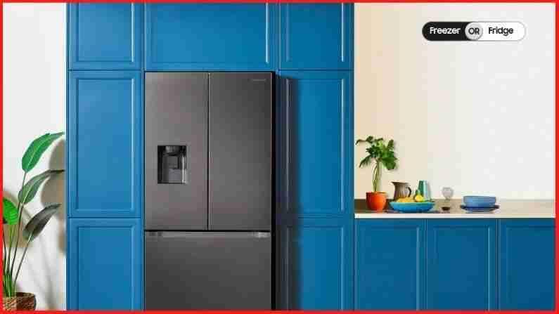 Make Your Kitchen Modern With This Smart Fridge Samsung Launches Three Door Refrigerator