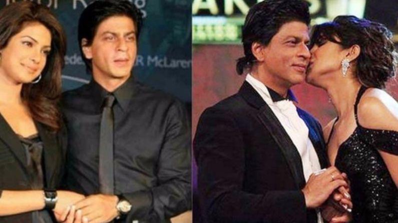 शाहरुख खान : प्रियंका चोप्रासोबत शाहरुख खानचंही नाव जोडलं जातं. शाहरुख आणि प्रियंका चोप्राच्या अफेअरच्या बातम्या सोशल मीडियावरही चर्चेत आल्या. असं म्हणतात की डॉनच्या शूटिंगदरम्यान हे दोघंही एकमेकांच्या अगदी जवळ आले होते. पण जेव्हा या सर्व गोष्टी गौरीपर्यंत पोचल्या तेव्हा तिने प्रियंका चोप्राला आपल्या पतीपासून दूर राहण्यास सांगितले. त्यानंतर दोघांनी कधी एकत्र काम केलं नाही.